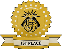 2019 FIZZ FIGHT 1st place award